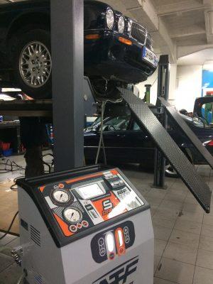 vidange boite de vitesse automatique jaguar s type