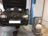 Vidange BVA BMW 116i E81