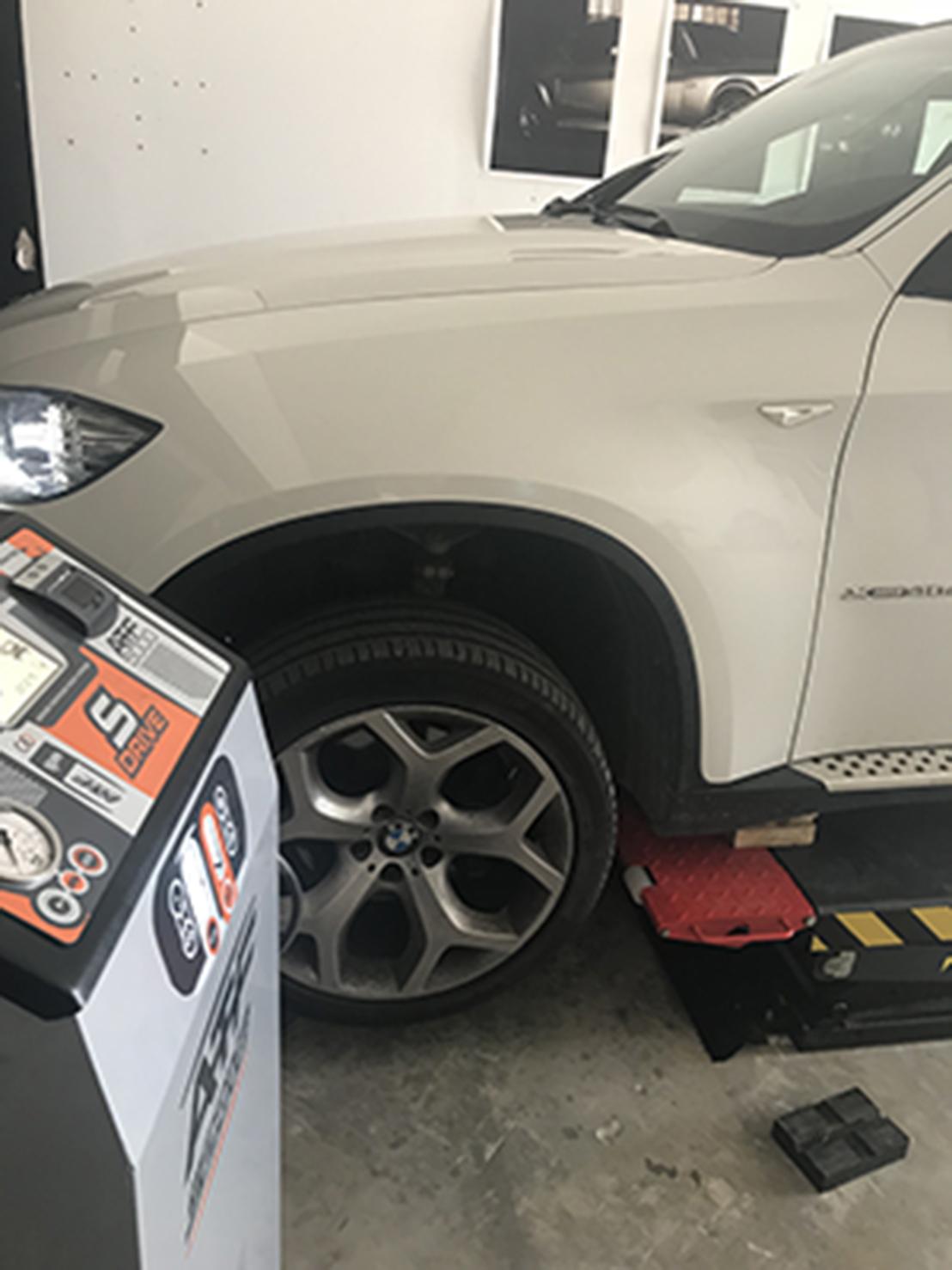 Vidange boite auto BMW X4