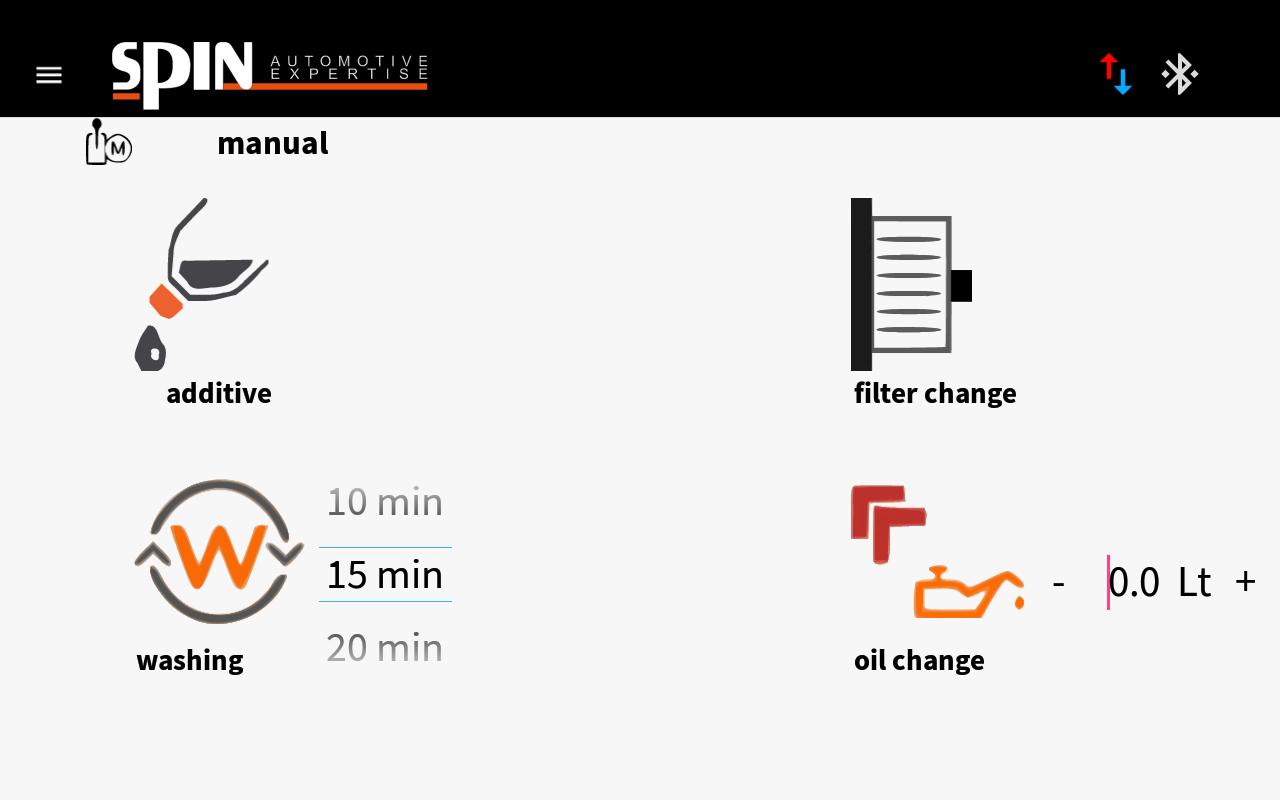 Outil de remplissage d'huile de boîte de vitesses
